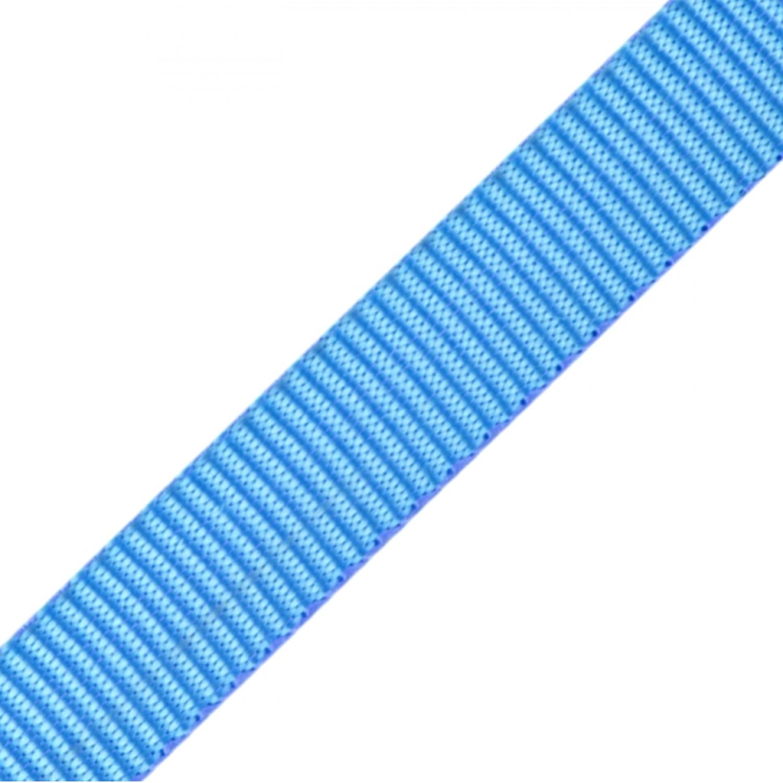 Gurtband - 15mm - Hellblau (51)
