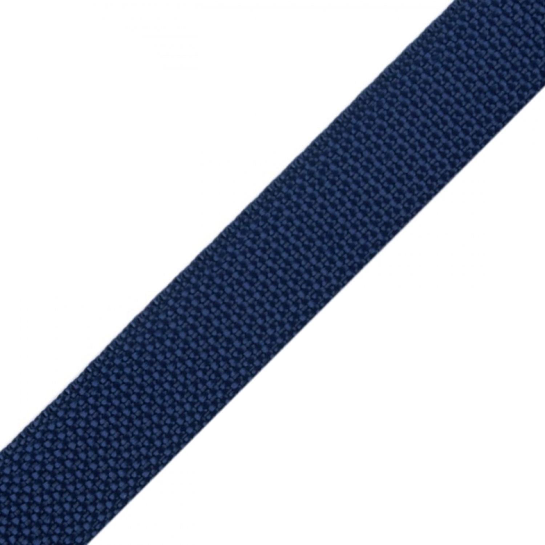 Gurtband - 15mm - Tintenblau (55)