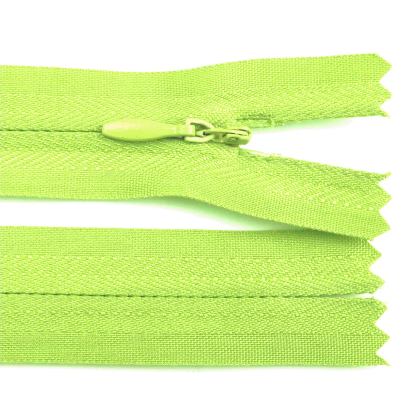 Reißverschluss - 30cm - nicht trennbar - Hellgrün (231)