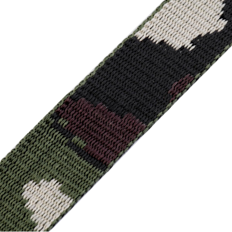 1 Meter Gurtband - 28mm - Camouflage