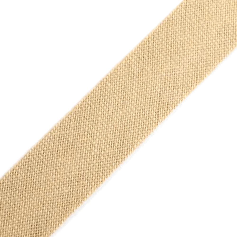 Schrägband aus Baumwolle 14mm breit gefalzt in  Summer Melone (888)