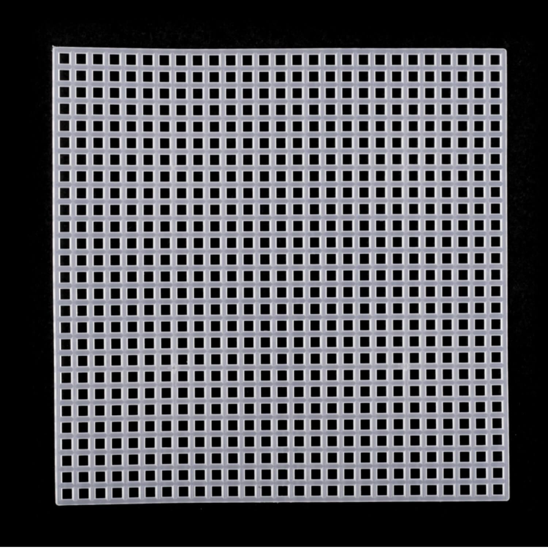 Kreuzstichvorlage Viereck - 10,7 x 10,7 cm