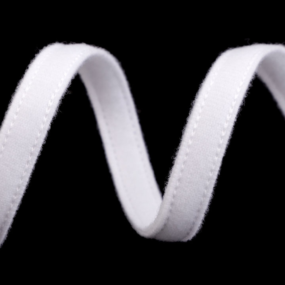BH-Bügel Tunnelband 10mm in Weiß (1)
