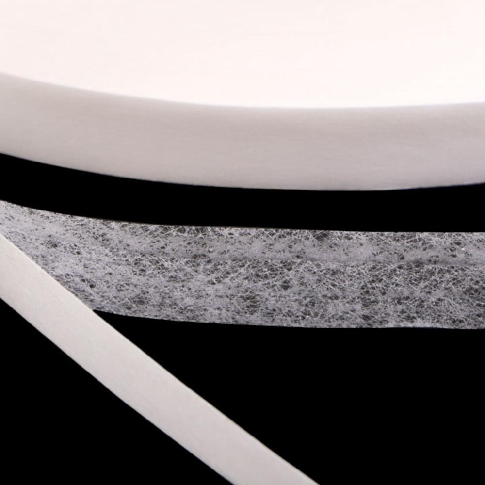 Bügelband 10mm in Weiß