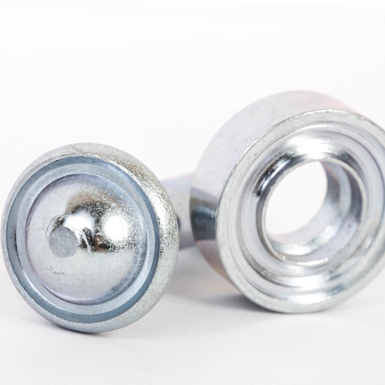 Ösenwerkzeug: Oberteil & Unterteil für 11mm Ösen