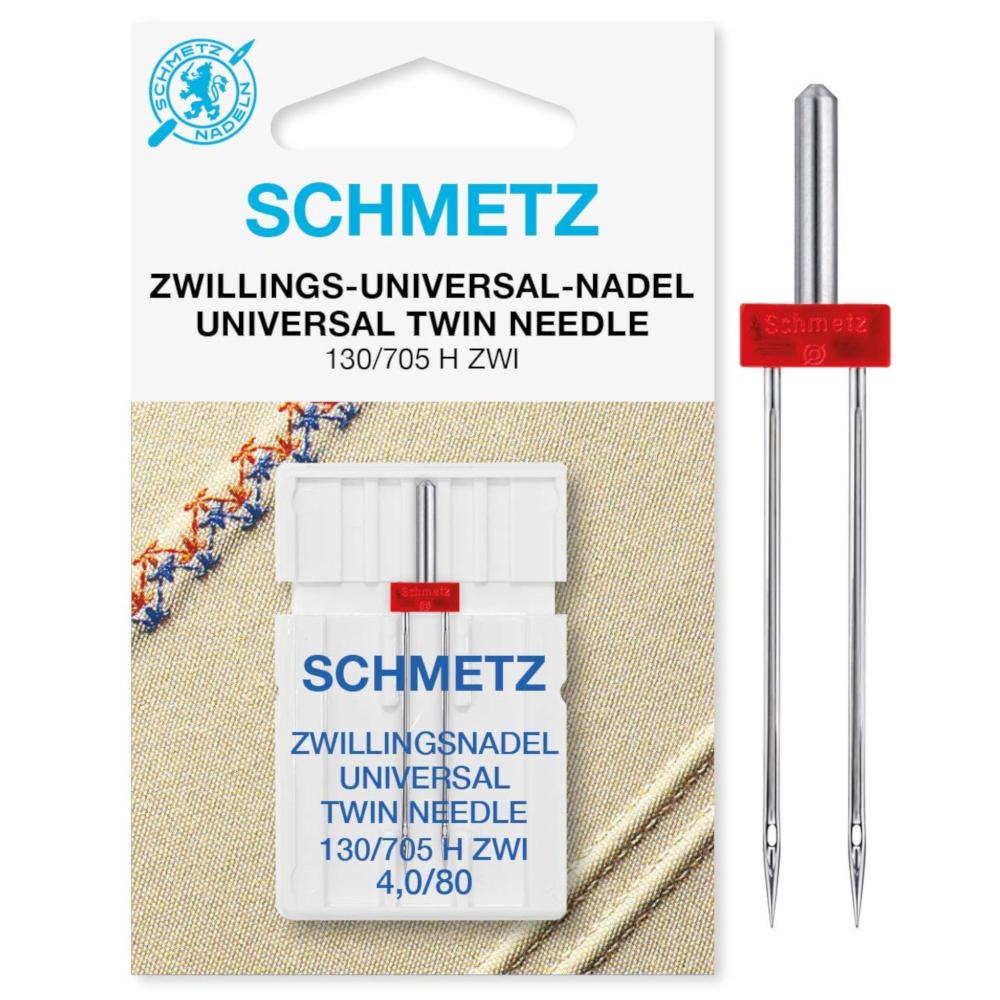 1 Universal TWIN Nadel - 130/705H ZWI - 4.0/80