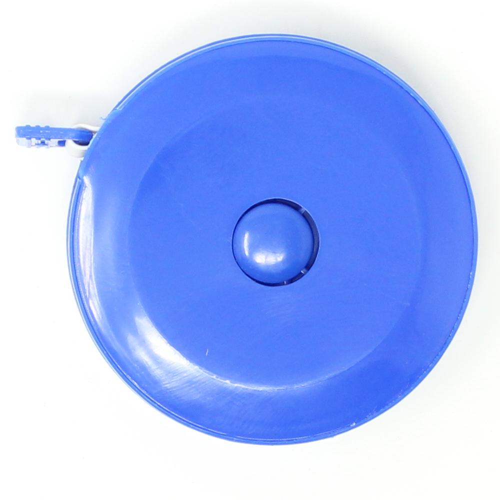 Rollmaßband - Bandmaß - 150cm / 60 inch in BLAU