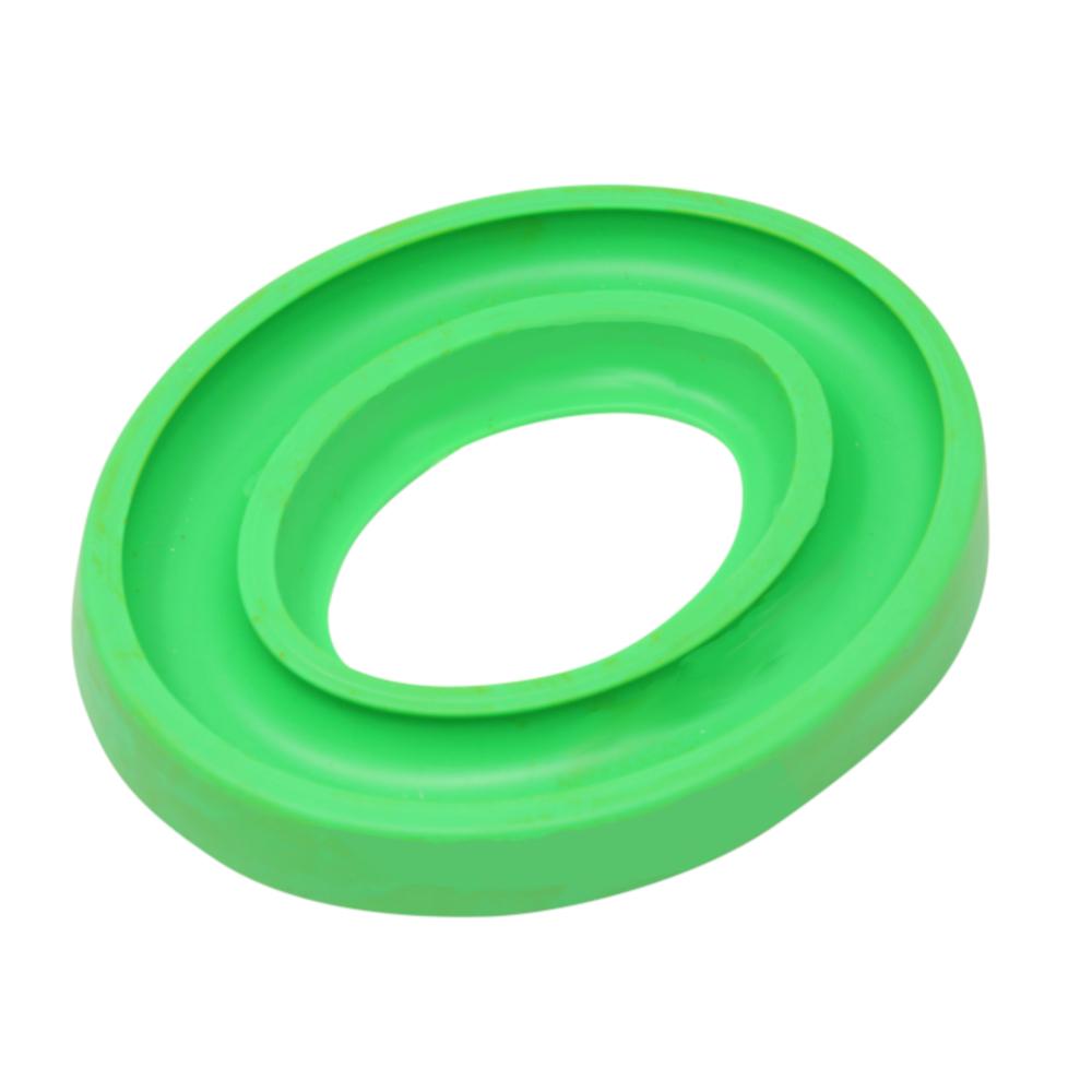 Spulenring für 28 Maschinenspulen in Grün