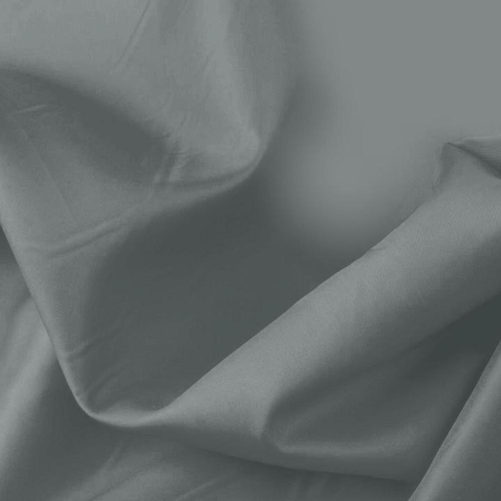 0,5m | Futterstoff 150cm Breit aus 100% Polyester in Blau-Grau