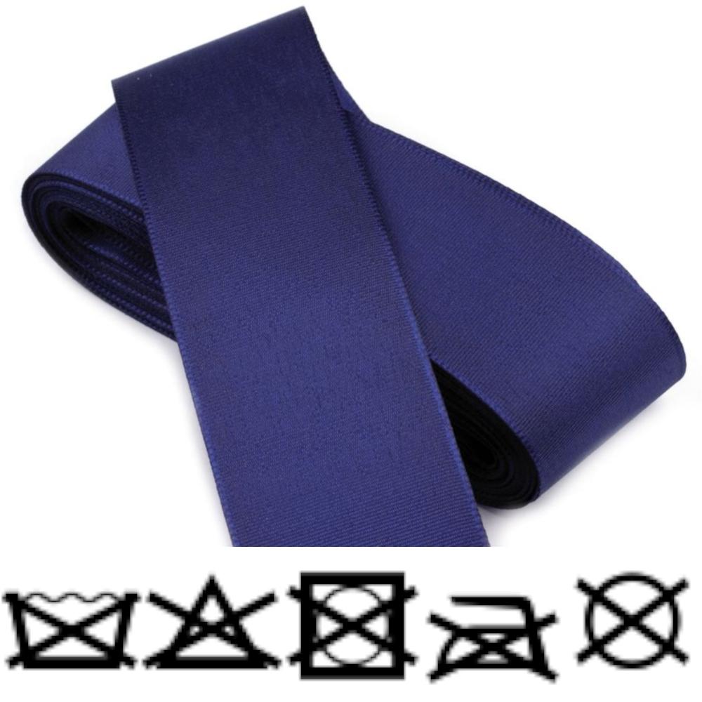 Taftband - Schleifenband - aus Polyester 52mm Breit in Königsblau