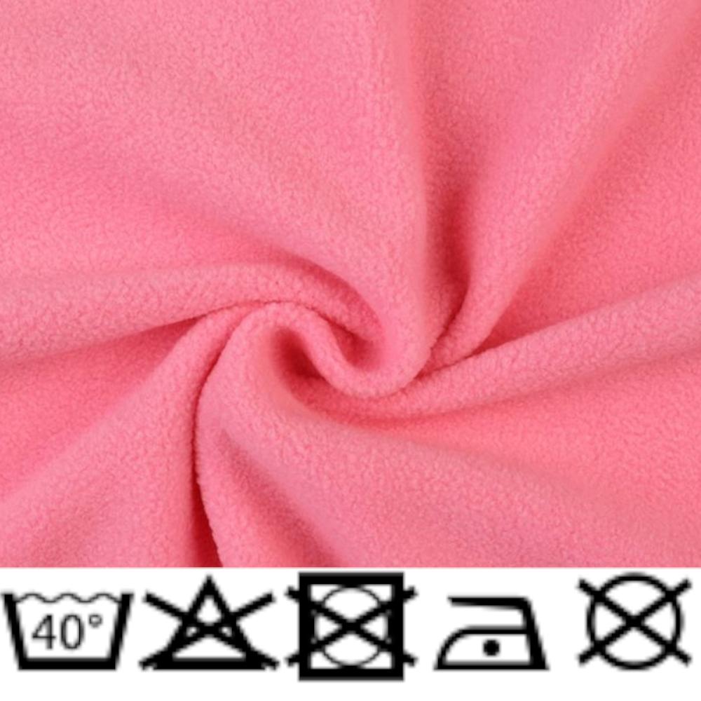 Polar Micro Fleece - 150cm - 240g/m² - Rosa (2)
