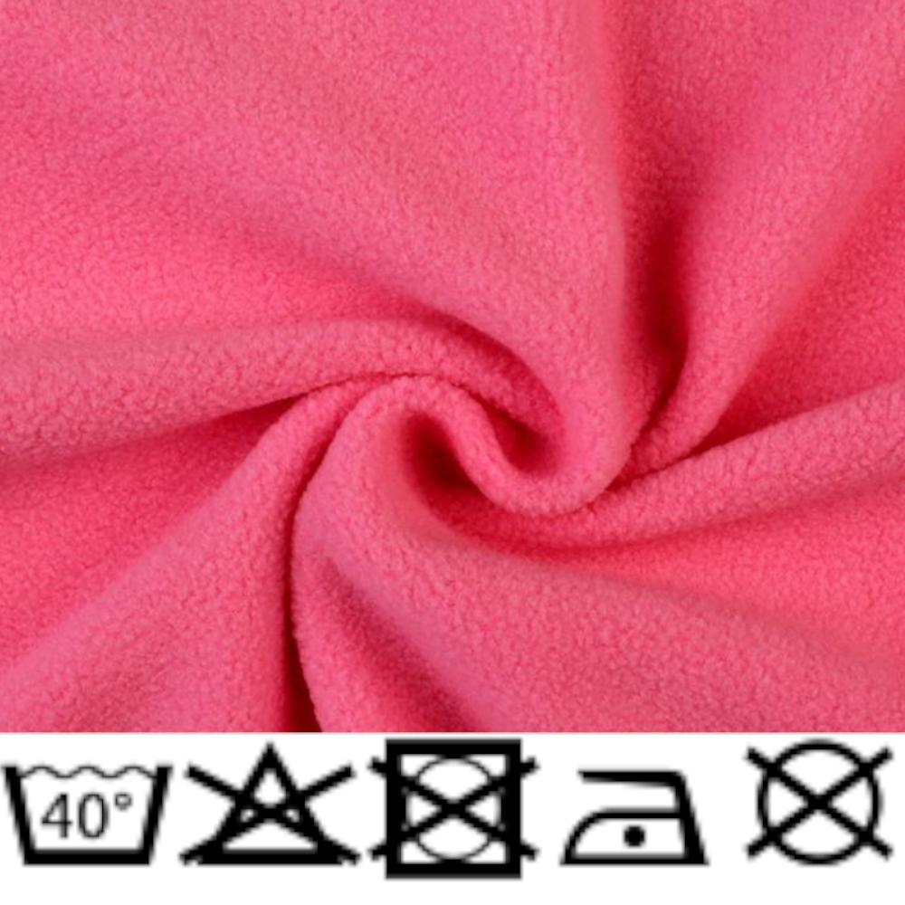 Polar Micro Fleece - 150cm - 240g/m² - Hellrosa kräftig (3)