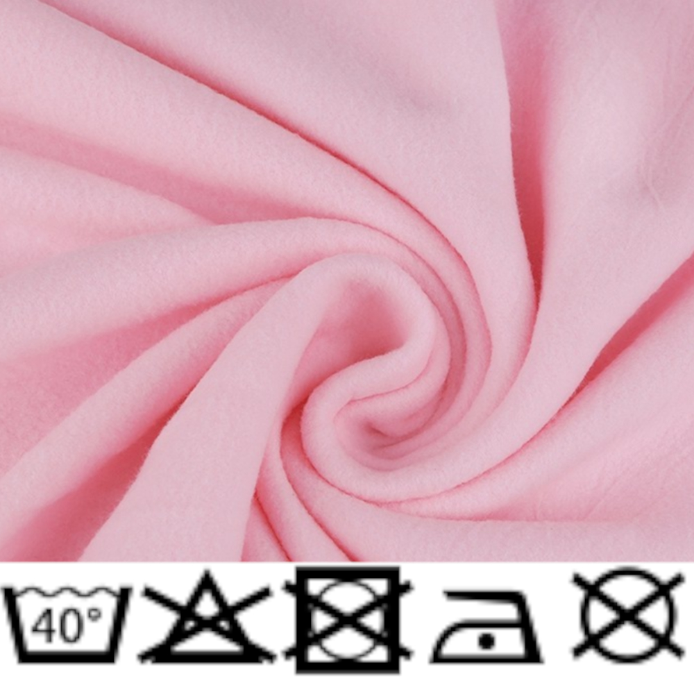 Polar Micro Fleece - 150cm - 240g/m² - Hellrosa (30)