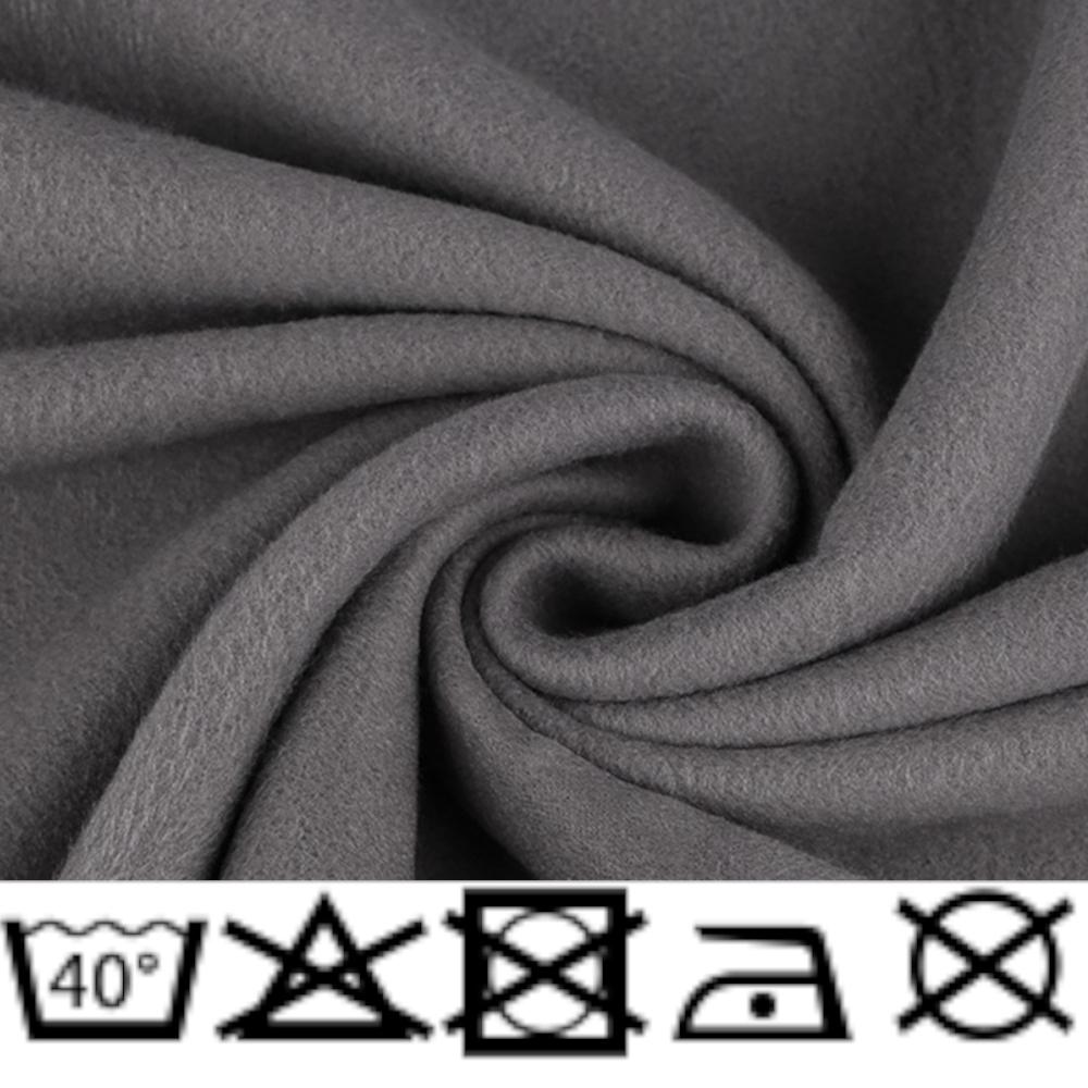Polar Micro Fleece - 150cm - 240g/m² - Hellgrau (14)