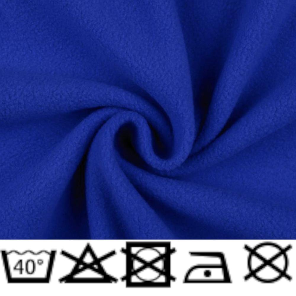 Polar Micro Fleece - 150cm - 240g/m² - Saphir Blau (6)
