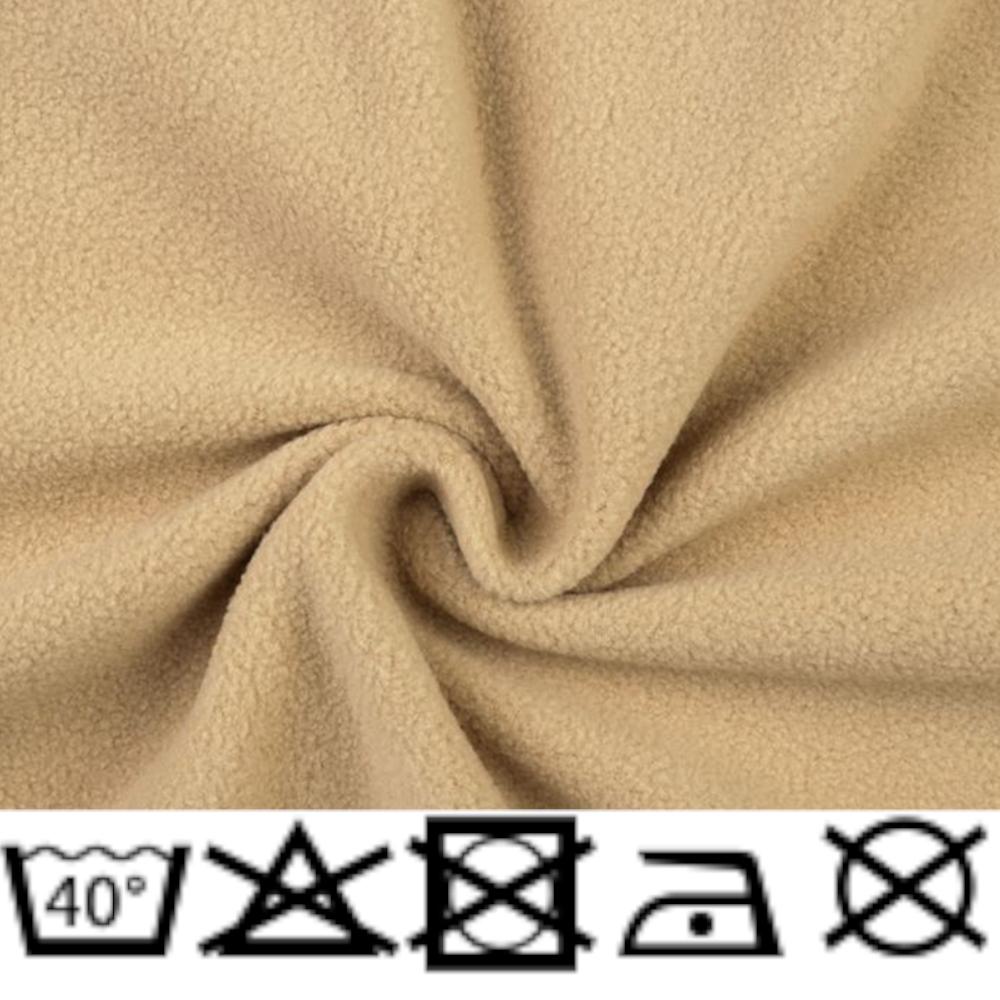 Polar Micro Fleece - 150cm - 240g/m² - Beige (7)